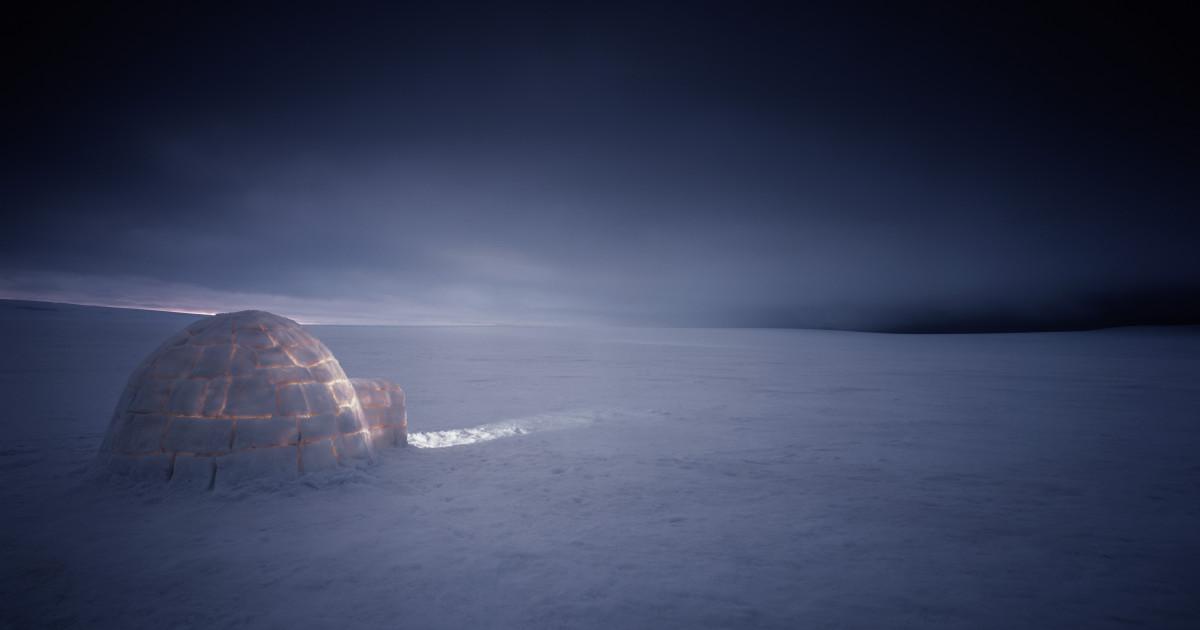 O dormir dans un igloo en france - Dormir dans un igloo ...