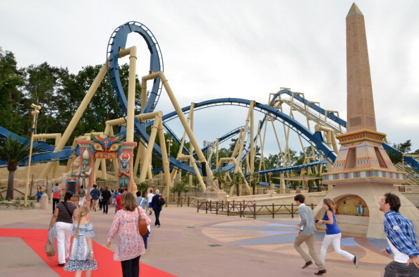 parc attraction grimaud