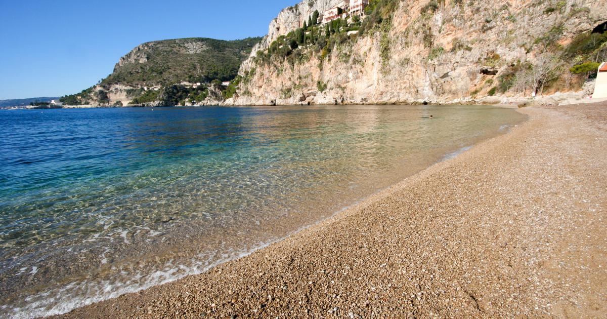 côte d azur plage