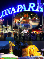 Le parc d'attractions Luna Park