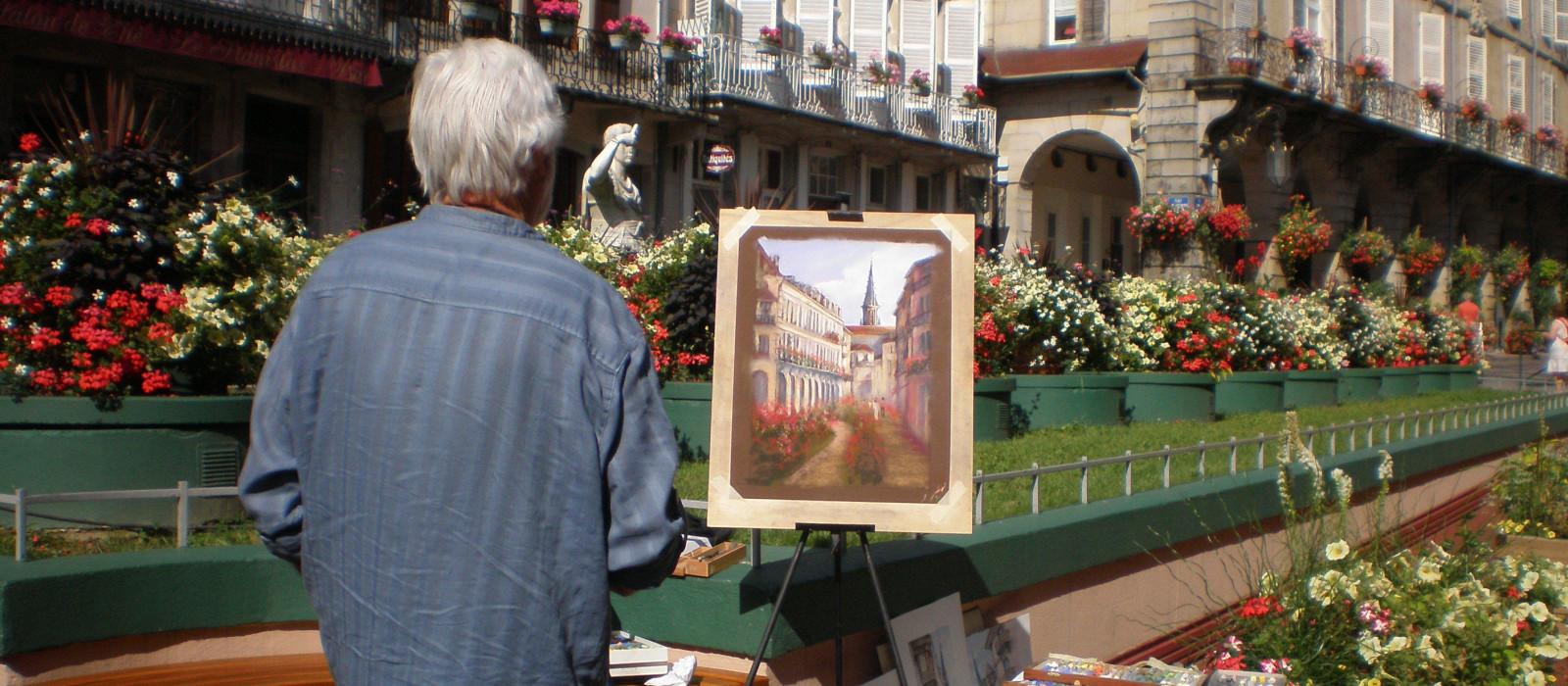 Plombières-les-Bains sera-t-il le village préféré des Français ?