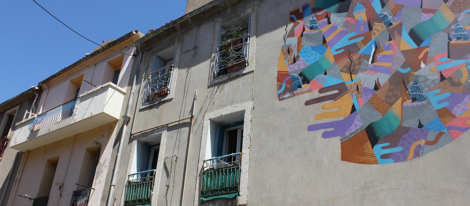 Sète, Frontignan