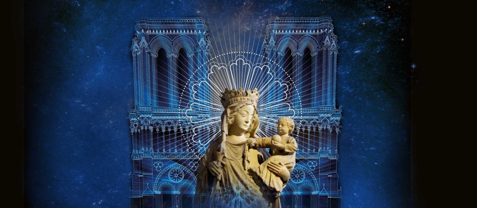 À ne pas manquer : Le spectacle son et lumière à la Cathédrale Notre-Dame de Paris
