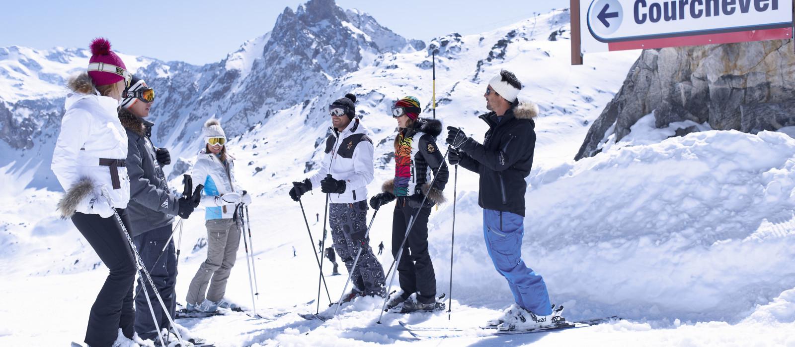 À Courchevel il y a le ski, mais pas que !