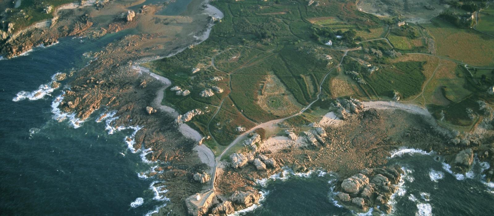 Les plus belles îles de Bretagne