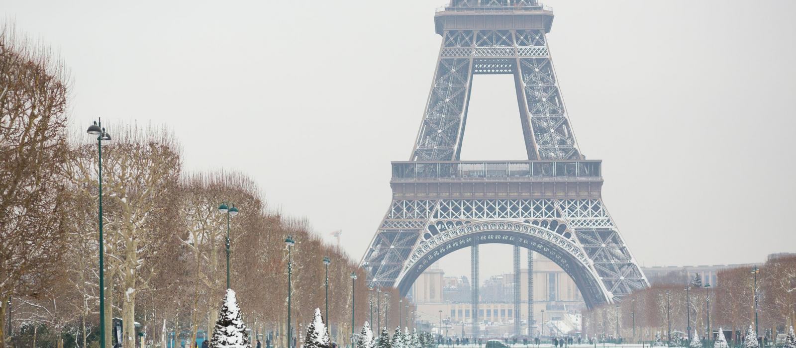 Les plus beaux paysages français à voir sous la neige