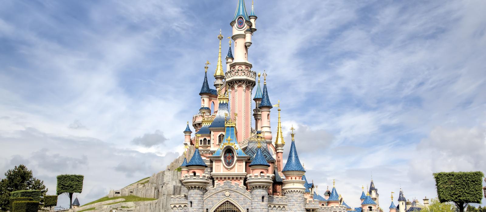 Les grands parcs d'attractions en France