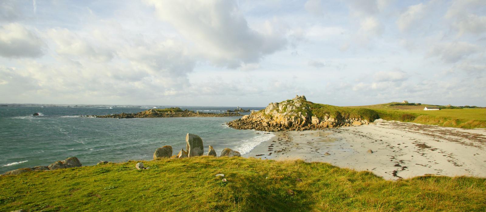 Les plus jolies îles du Ponant