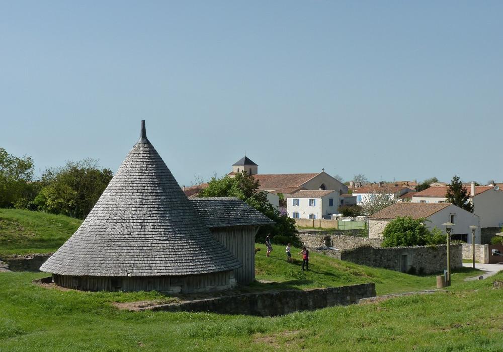 Marais et place forte de Brouage