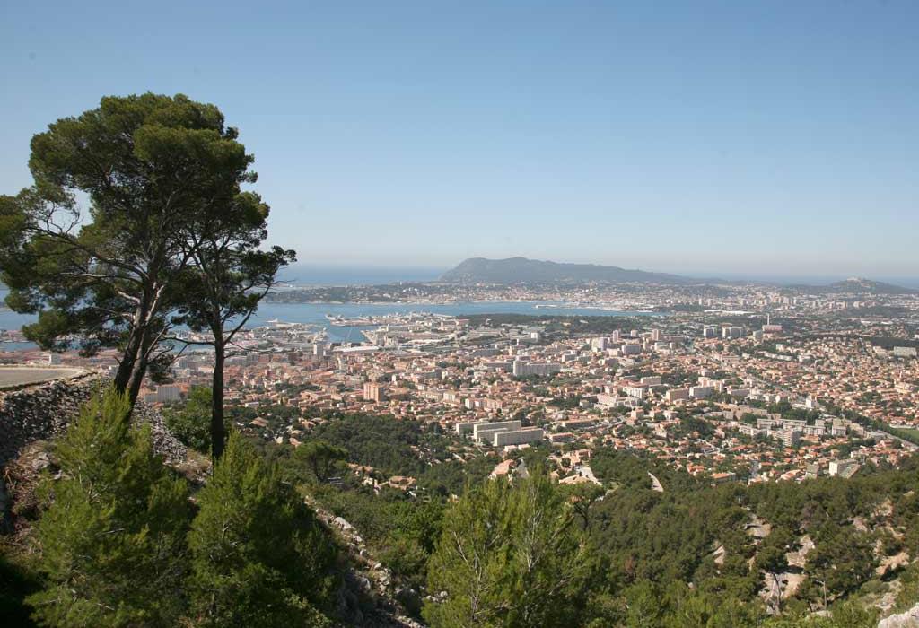 Un week-end à Toulon