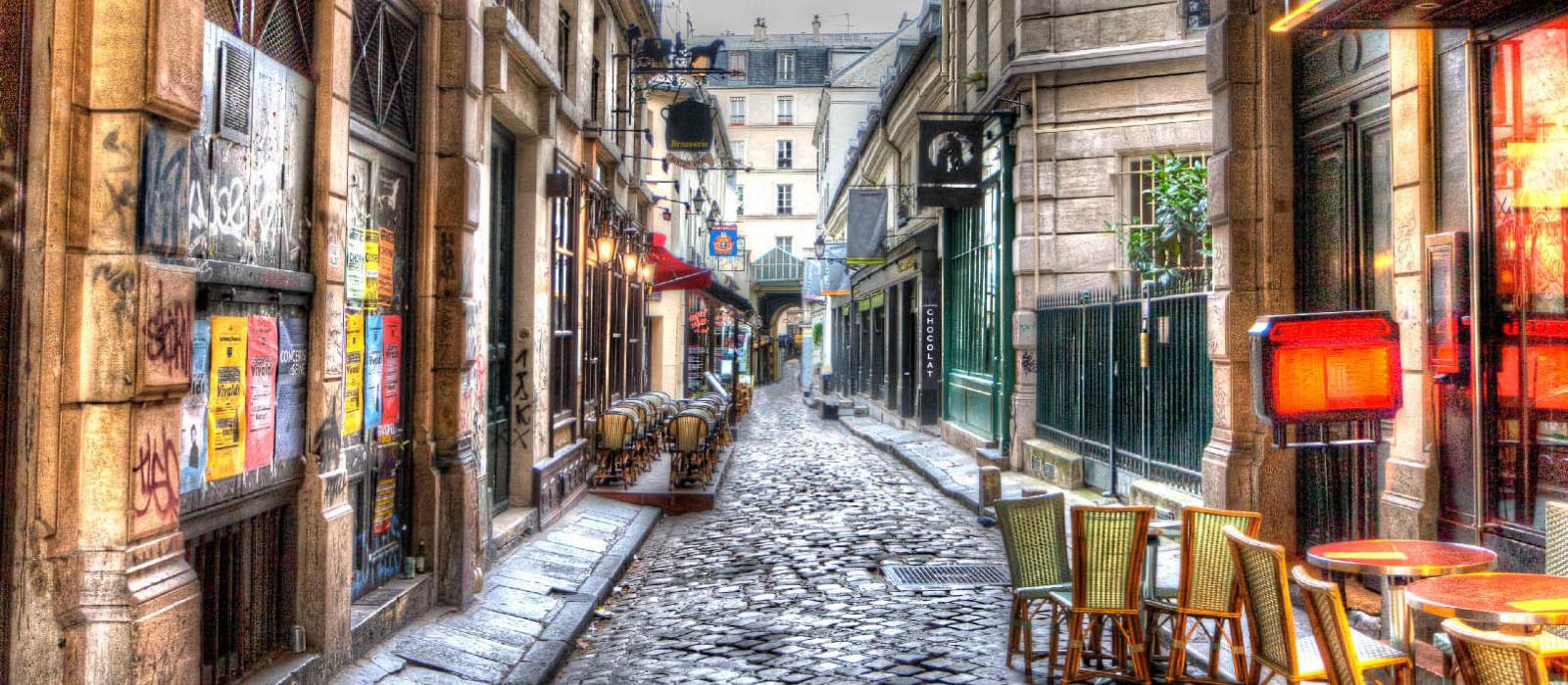Paris quartier Latin