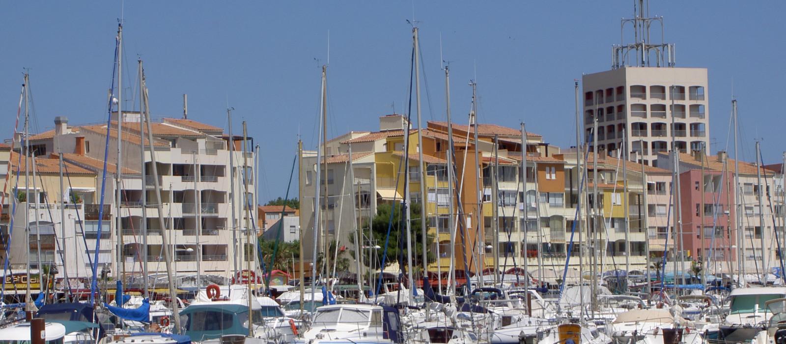 Cap d'Agde, Vias, Marseillan