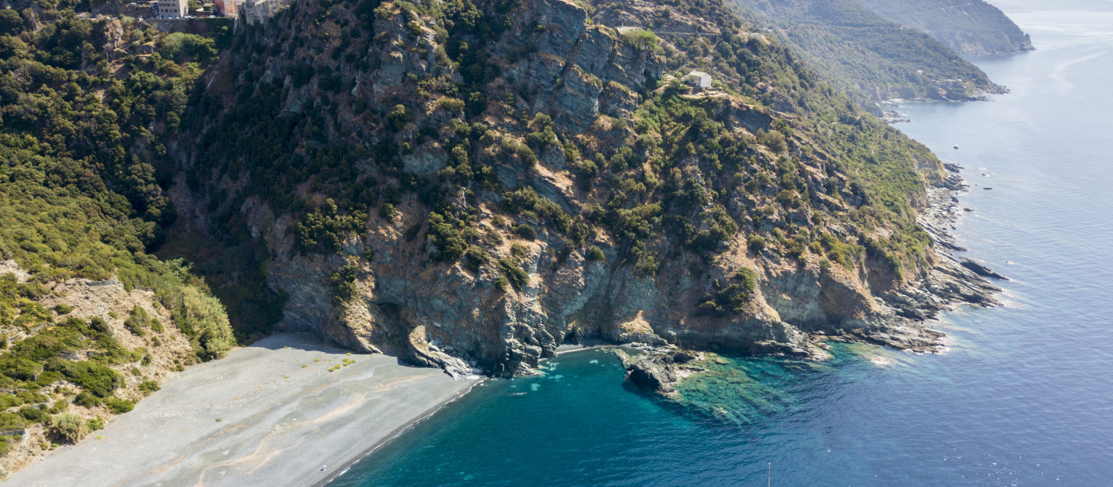 Les plus belles plages du Cap Corse