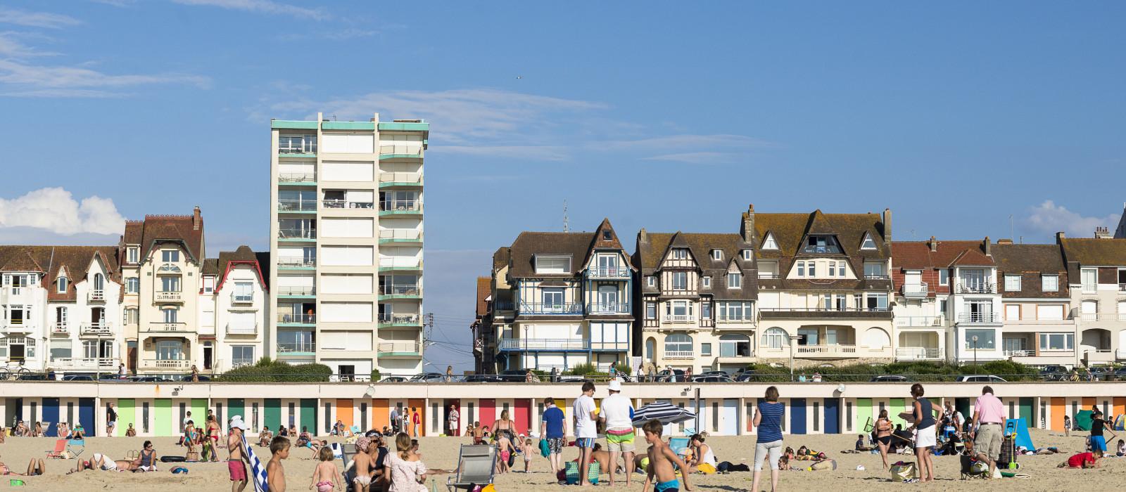 Visiter le touquet paris plage cucq stella plage que - Office du tourisme canadien a paris ...