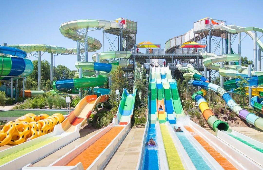 Les plus grands parcs aquatiques de France
