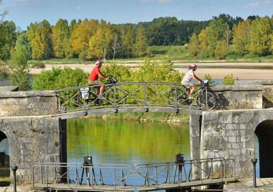 Parcourez la Loire à vélo
