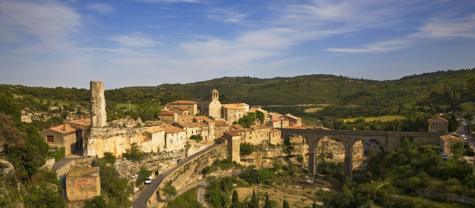 Les plus jolis villages bordés par les vignes