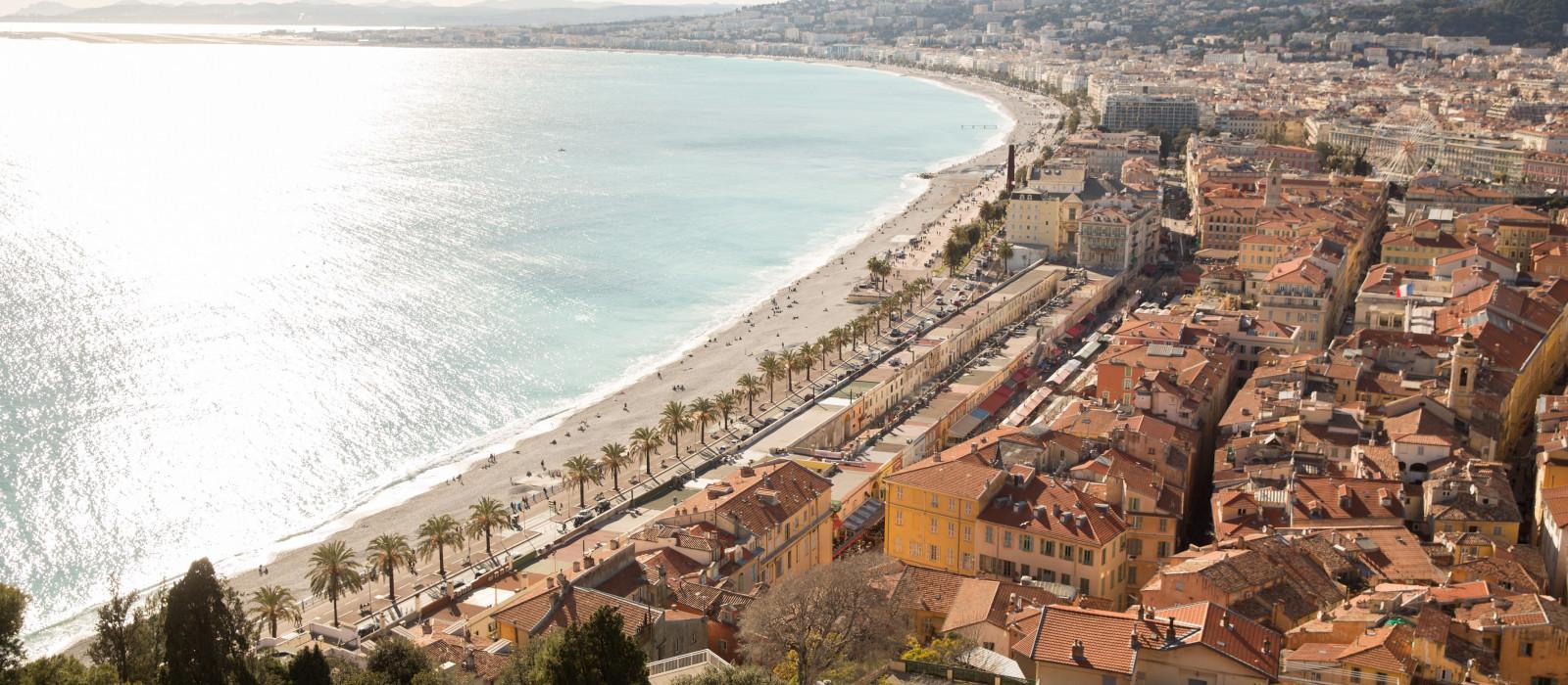 Nice : 4ème plus belle ville côtière du monde !