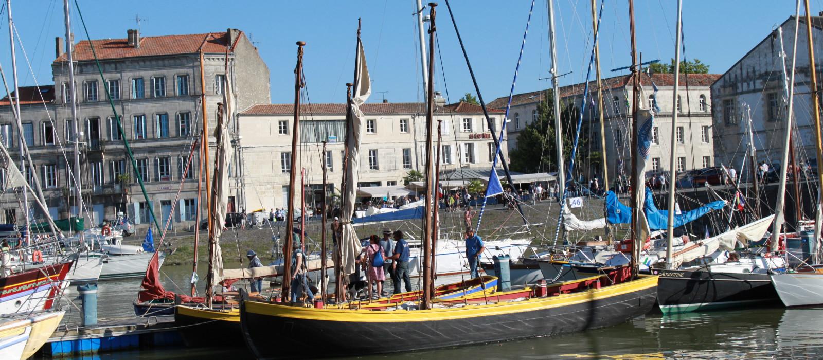 Estuaire de la Charente – Arsenal de Rochefort