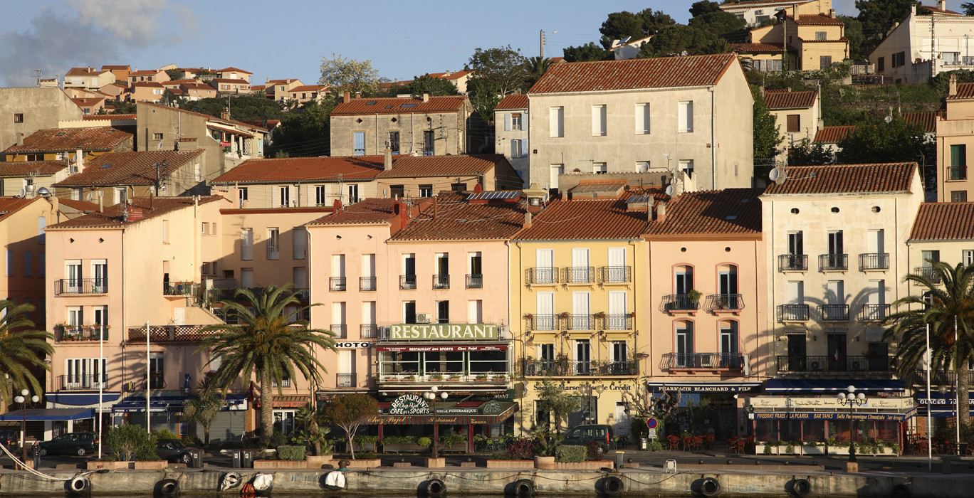 Hotels Port Vendres Campings Chambres D Hotes Ou Dormir A Port