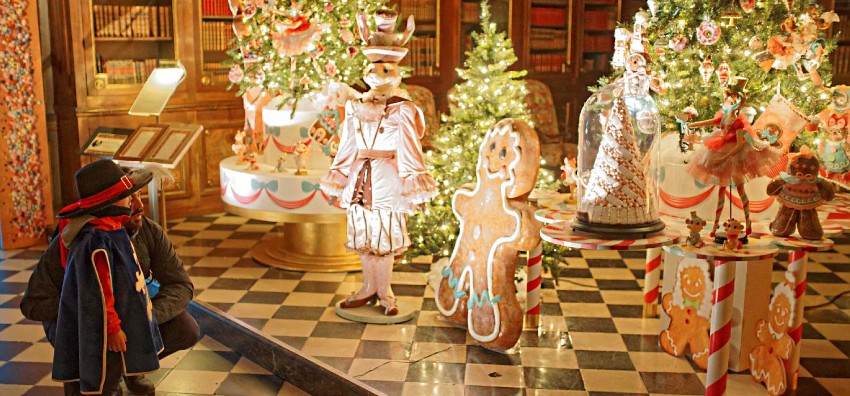 En 2017, célébrez Noël au château de Vaux-le-Vicomte