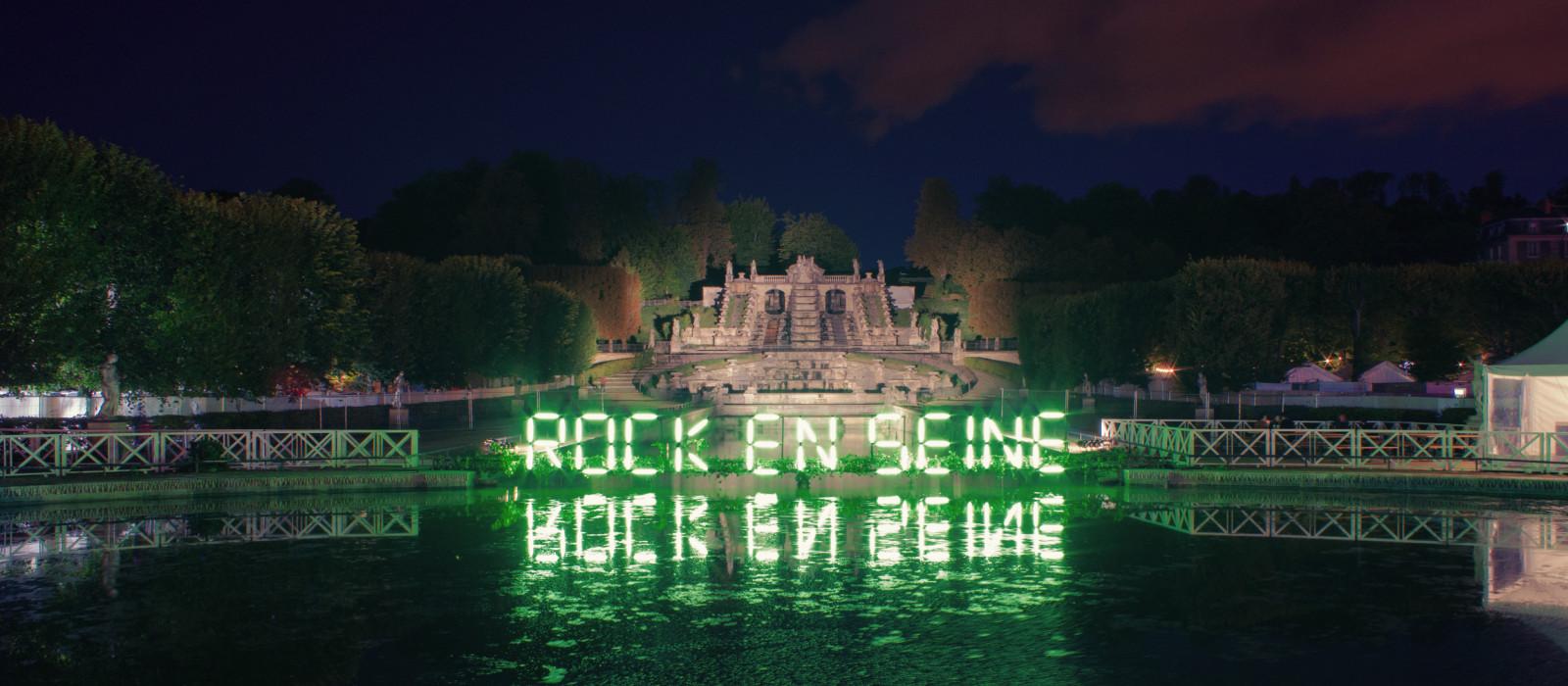 Let's Dance au festival Rock en Seine 2016 !