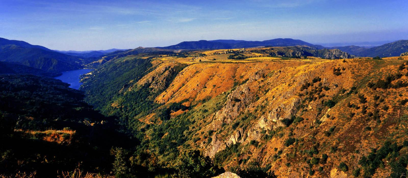 Saint-Guilhem-le-Désert, Gorges de l'Hérault