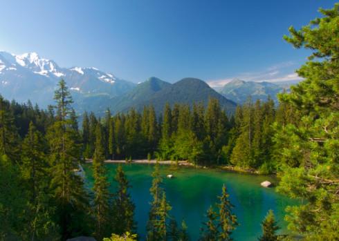 Les lacs de Chamonix : des miroirs d'eau en montagne
