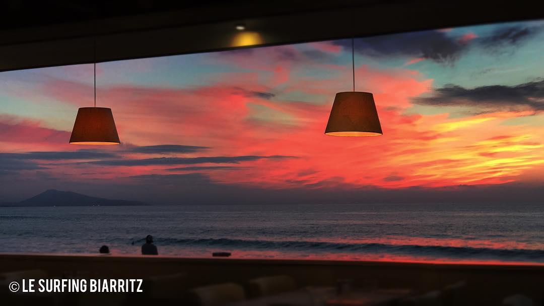 Les restaurants avec une vue sur les plus beaux couchers de soleil