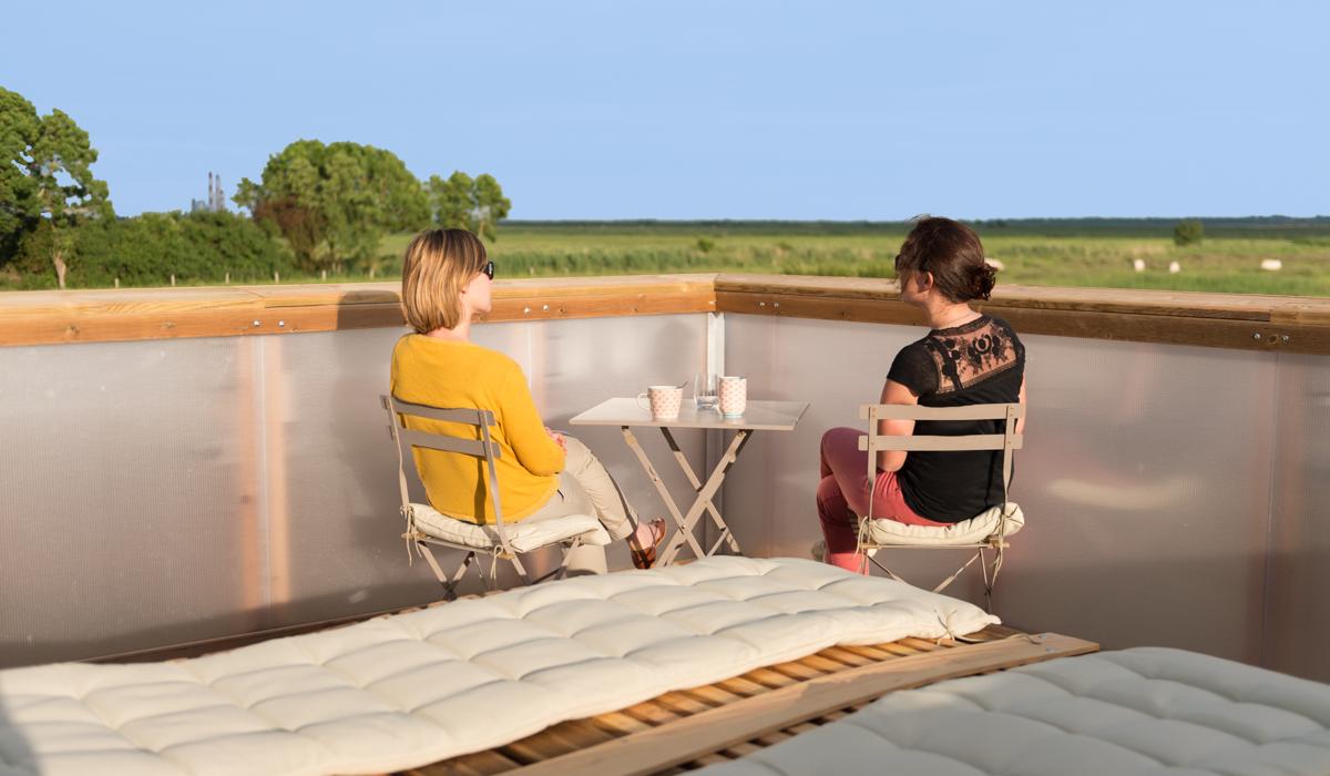 La Bienveilleuse : Une nuit unique dans l'estuaire de la Loire