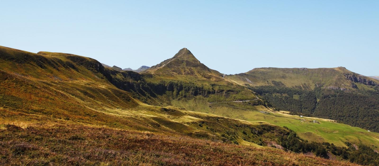 Le Puy Mary, à la conquête du volcan