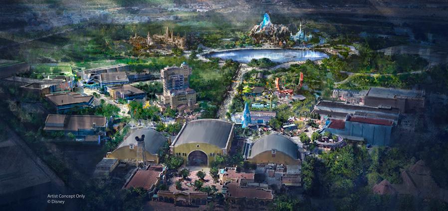 En 2019, Disneyland Paris se refait une beauté