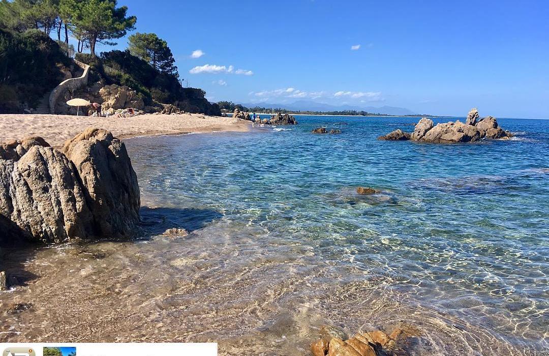 Les plus belles plages de l'est de la Corse