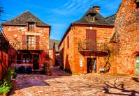 Collonges-la-Rouge et Turenne