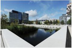 Le parc de Billancourt