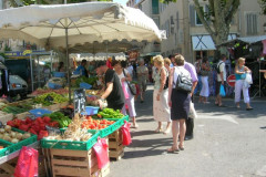 Marché paysan de Cassis