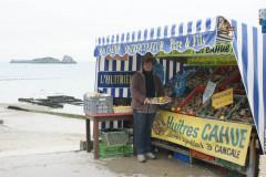 Le Marché aux huîtres
