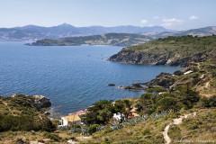 La Montagne et le sentier du Cap Béar