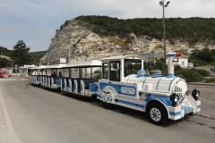 LE PETIT TRAIN D'AJACCIO - LE CIRCUIT DES ILES SANGUINAIRES