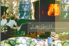 Château de Jau - Restaurant Le Grill