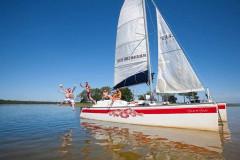 Faire du Catamaran Mahi-mahi
