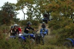 Randonnées en quad avec Ludic Park