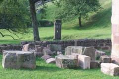 L'Abbaye de Marbach et ses jardins