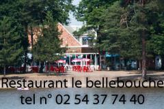 L'étang de Bellebouche
