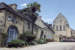 Abbaye de Daoulas