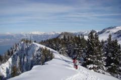 Balade franco-suisse en pays d'Evian
