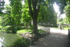 Le parc Rochegude