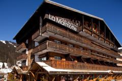 Chalets-Hôtels La Marmotte et la Tapiaz
