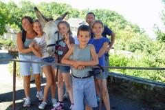 Randonnées avec des ânes bâtés - Balad'âne