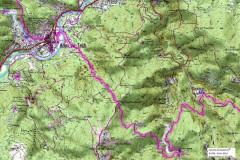 GR 10 à Arles-sur-Tech